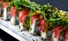 Up to 54% Off Japanese Fare at Sushi House