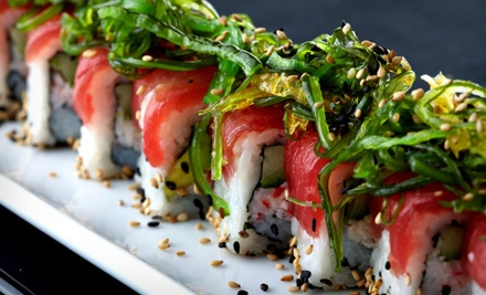 Sushi Dinner for 2 (a $43 value) - Sushi House in Dallas