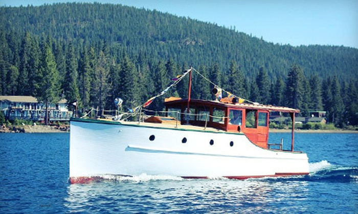 Dreamboat Cruises - Corbet - Terwilliger - Lair Hill: $60 for a Cupid Cruise for Two from Dreamboat Cruises ($120 Value)
