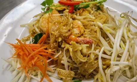 Dinner for Two or Four People at Thai-SuShi 101 (Up to 42%). Two Options Available de856c2d-5794-4381-9543-dadf8828c3f9