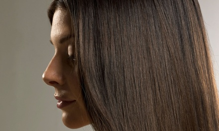 Japanese Hair Straightening Fashion Face Groupon