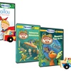 PBS Character DVD and Toy Bundles (3-Piece)