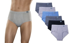 Fruit of the Loom Men's Beyond Soft Briefs (6 Pack)