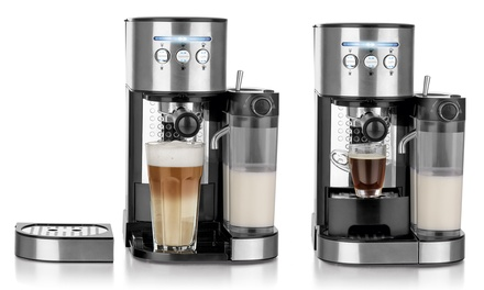 barista espresso maschine 1470w groupon goods. Black Bedroom Furniture Sets. Home Design Ideas
