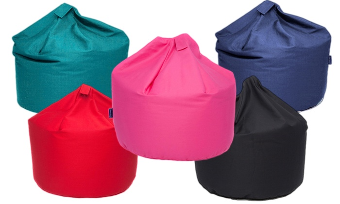Wondrous Up To 45 Off Brightly Coloured Cotton Bean Bag Groupon Uwap Interior Chair Design Uwaporg