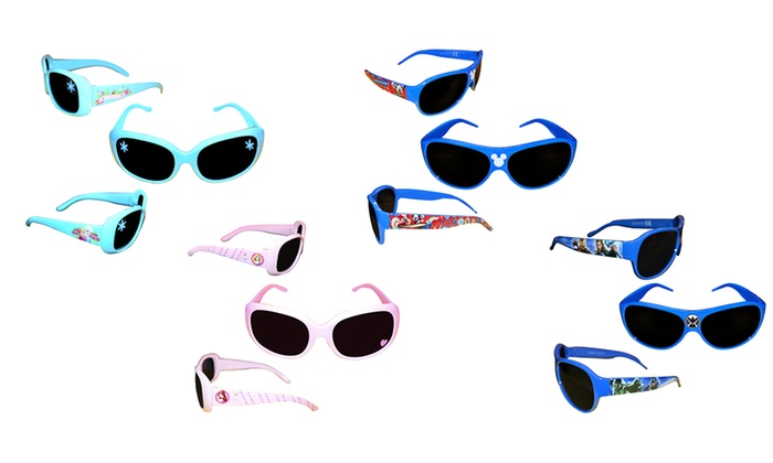 9960f03f7 Children's Character Sunglasses | Groupon Goods