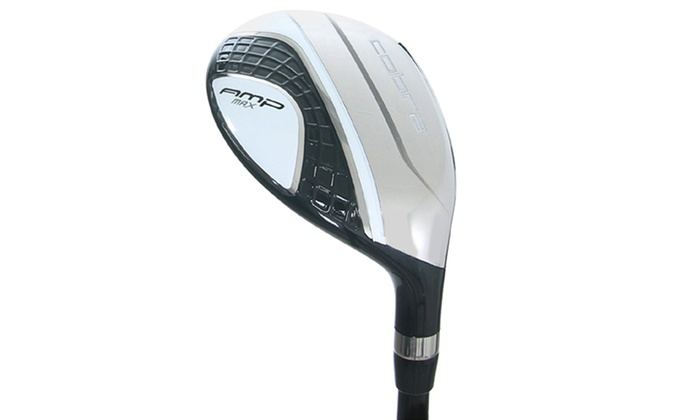 Cobra Golf AMP Max 5-Hybrid Men's Right-Handed Utility Rescue Club