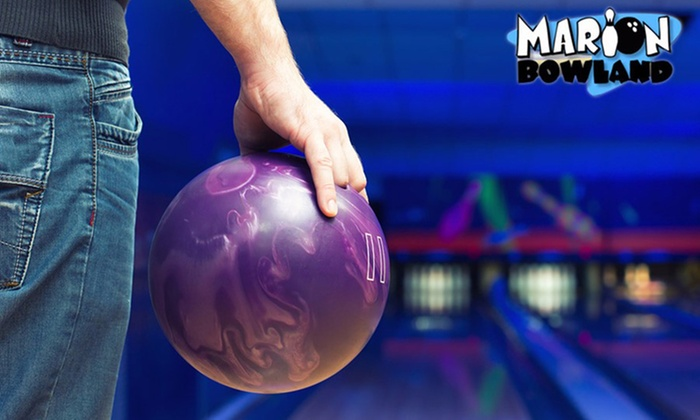 Bowland - Marion - Bowland - Marion: Ten-Pin Bowling with Shoe Hire - Child ($5), Adult ($7) or Family ($19) at Bowland - Marion (Up to $48 Value)