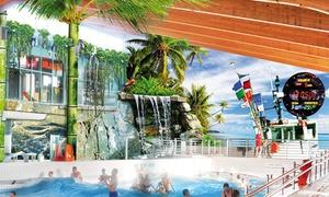 Park Wodny Tarnowskie Góry: Tropikalna przygoda: 3 godziny zabawy w Parku Wodnym w Tarnowskich Górach od 25,99 zł (do -37%)