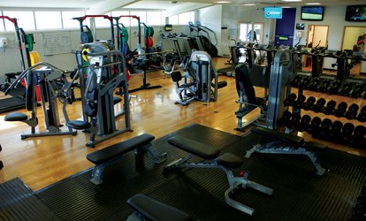 image for One-, Three- or Twelve-Month Gym Membership at Chichester College Sports Centre (Up to 70% Off)