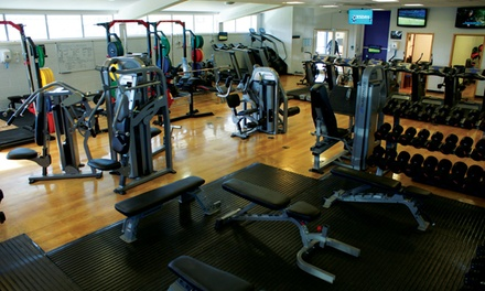Gym Membership and Classes Access