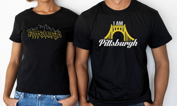 I Am Pittsburgh Clothing: $25 for $50 Worth of T-Shirts and Hoodies from I Am Pittsburgh Clothing