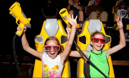 image for One, Two, or Four Unlimited Attractions Bands at Belmont Park (Up to 82% Off)
