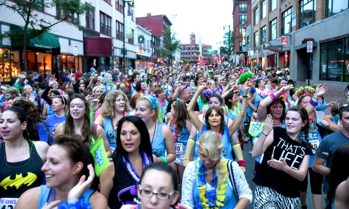 The Portland Dance Mile - Lincoln Park: Portland Dance Mile on Saturday, July 16, at 4 p.m.