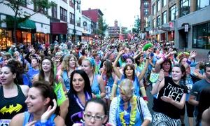 The Portland Dance Mile: Portland Dance Mile on Saturday, July 16, at 4 p.m.