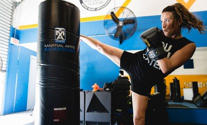 image for <strong>Kickboxing</strong> Classes at MA Fitness (Up to 50% Off)
