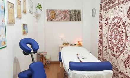 2 o 4 masajes de 60 minutos a elegir: Masaje Equilibrio, Armonía o Bienestar desde 24,99 € en Luciernaga Quiromasaje