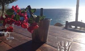 TITO RESTAURANT: Pranzo o cena vista mare con specialità di pesce e bottiglia di vino da Tito Restaurant a Pozzuoli (sconto fino al 60%)