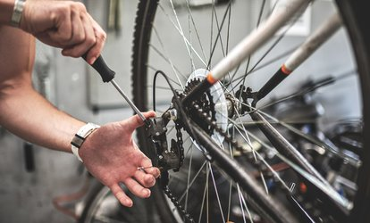 C$27 for Bike Tune-Up at Top Shelf Sports (C$49.99 Value)