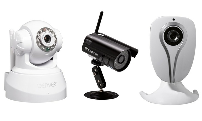 Denver Surveillance Cameras in Choice of Design With Free Delivery for £55