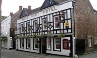 Five-Course Tasting Menu for Two or Four at White Hart Hotel (57% Off)