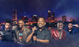 Lit AF Tour Hosted by Martin Lawrence – Up to 43% Off Standup  at LIT AF Tour Hosted by Martin Lawrence, plus 6.0% Cash Back from Ebates.
