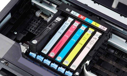 .95 for Four, Five or Six Latest EpsonCompatible Ink Cartridges