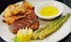 Fish Creek - Willow Park: Cajun and Southwest Fusion Dinner or Lunch at Fish Creek (Up to 52% Off)