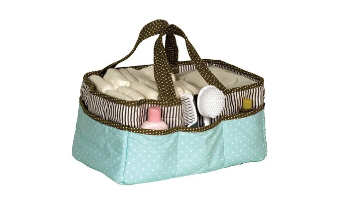 Trend Lab Portable Diaper Caddies