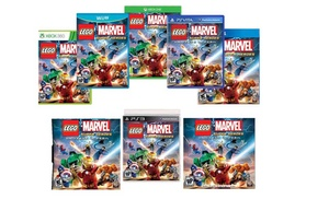 Lego marvel super heroes groupon lego marvel super heroes for nintendo ds 3ds ps vita ps3 ps4 wii u xbox 360 or xbox one voltagebd Gallery