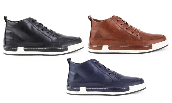 Xray Tremont Men's Mid-Top Sneakers