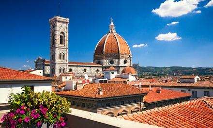 ✈ Toscane: verblijf 5 of 7 nachten in een 3* hotel o.b.v. logies en ontbijt, inclusief vlucht en autohuur