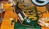 NFL Shoe Wine-Bottle Holder: NFL Shoe Wine-Bottle Holder