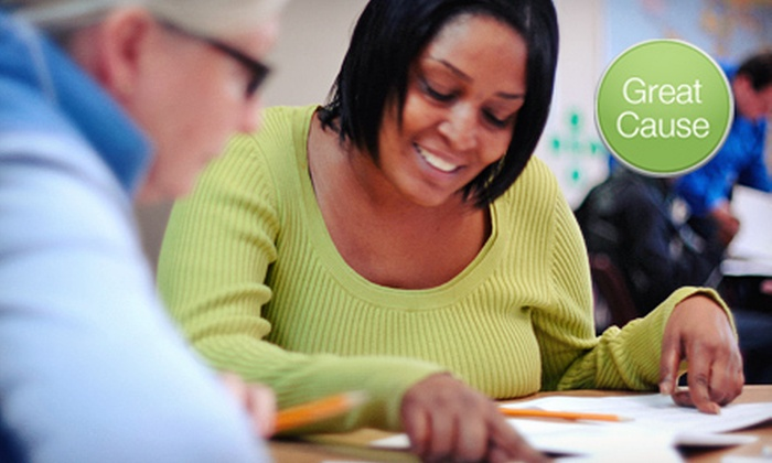 Seeds of Literacy - Cleveland: $10 Donation to Help Adults Earn GEDs