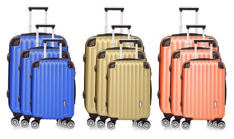 Set de 3 maletas Chantilly