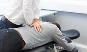 Willow Chiro: Chiropractic Consultation with One or Two Treatments at Willow Chiropractic (Up to 72% Off)