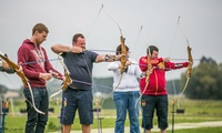 One- or Two-Hour Air Rifle, Archery or Axe Throwing Combo For One or Two at Whitewater Shooting Ground (Up to 55% Off)