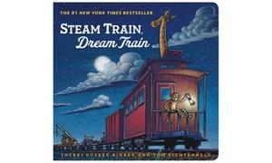 Steam Train Dream Train Children's Book