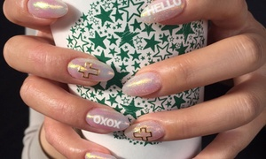 Orange Coast Nail & Beauty: Sweet Manicure and Optional Sweet Pedicure or Japanese Gel Nails at Orange Coast Nail & Beauty (Up to 65% Off)