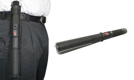 JOLT Rechargeable 97,000,000 Volt Stun Gun Baton with LED Flashlight