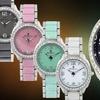 Bernoulli Daeva Women's Watch with Cubic Zirconia Crystals