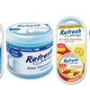 Refresh Your Car Gel Can Scents Air Fresheners (4-Pack)
