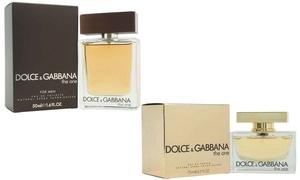 Dolce & Gabbana's The One Eau de Toilette for Men or Women