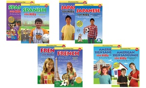 Language Tree Foreign Language for Kids (2-DVD Set)