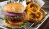 Burger Theory - Downtown: Gourmet Burgers at Burger Theory (Up to 40% Off). Two Options Available.