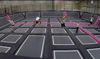 Choice of Three or Five Trampoline Park Fitness Classes at Freedog (Up to 24% Off)
