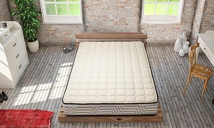 Matelas coton et confort 26 cm