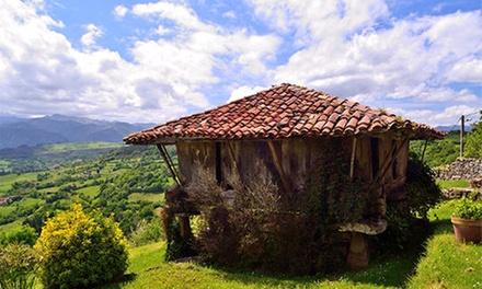 Asturias: hasta 7 noches para 2 con desayuno, detalle, late checkout y opción a pack romántico en Hotel Rural El Candano