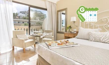 Mallorca: estancia para dos con bebida de bienvenida, spa y opción a media pensión en el Hotel Mon Port & Spa 4*
