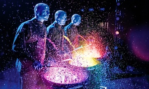 Blue Man Group — Up to 46% Off at Blue Man Group, plus 6.0% Cash Back from Ebates.
